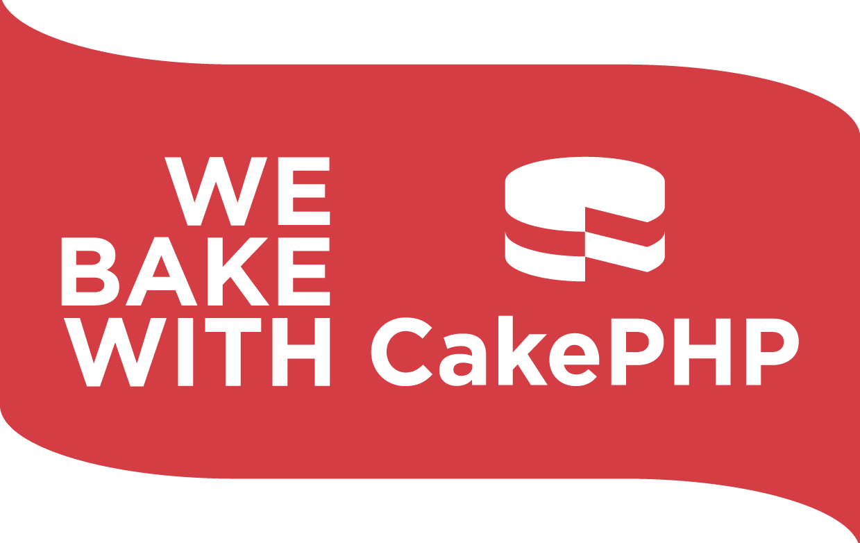 we bake with Cake PHP